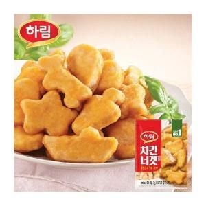 [하림] 허브스모크치킨 10팩 + 닭다리훈제 3팩