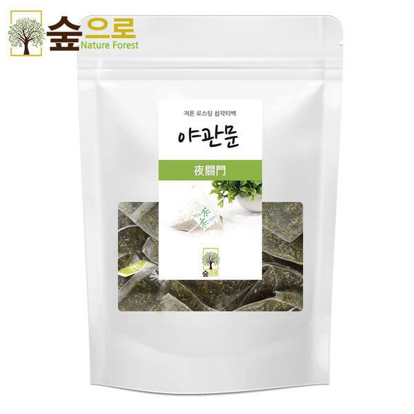 야관문티백100T 삼각티백/보이차/히비스커스/우엉차 상품이미지