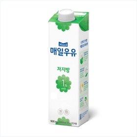 (묶음할인)매일 후레쉬저지방우유1% 900ML