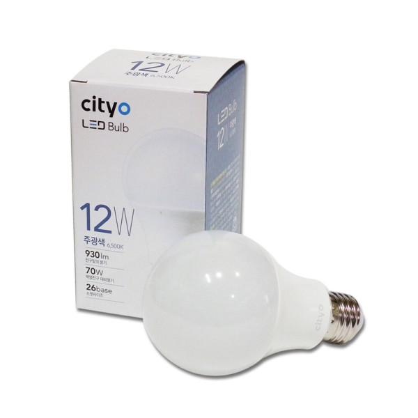 LED전구 12W(씨티)-주광색 /LED조명/엘이디전구/전구 상품이미지