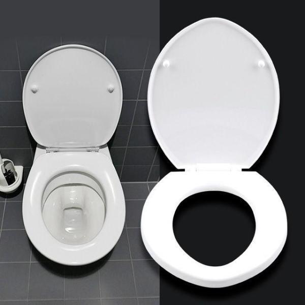변기커버 중/화장실 뚜껑 카바 시트 덮개 좌변기 양 상품이미지