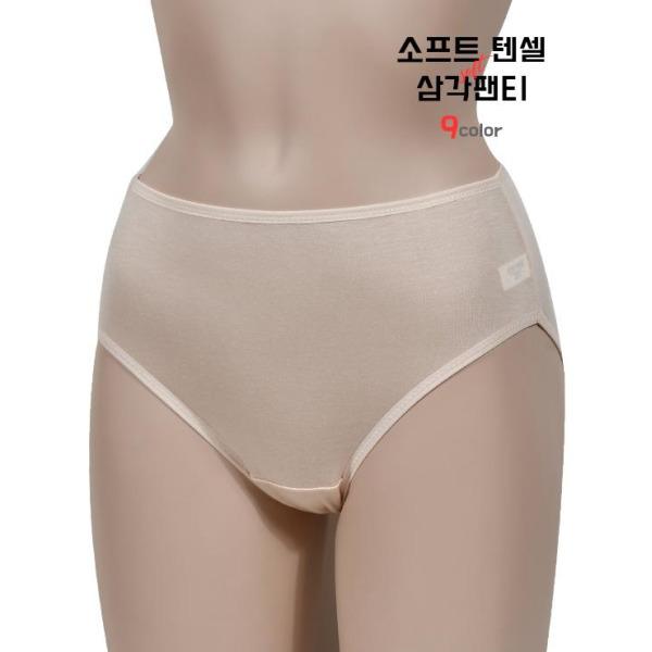 (이노비아)(PT209)복부이중덧댐 라이크라 여성맥시 상품이미지