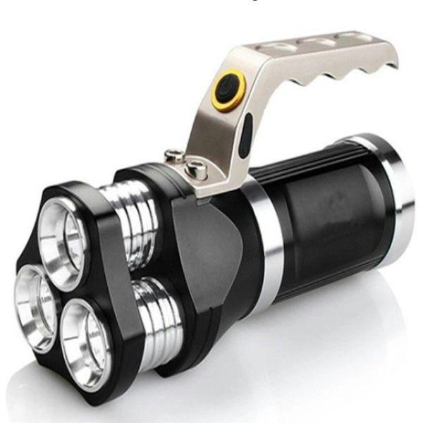 L2 3발 충전식 서치라이트 LED 손전등 3600루멘 상품이미지