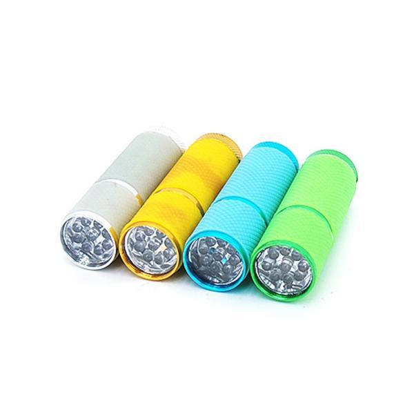 9구 LED 칼라 후레쉬 상품이미지