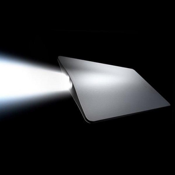Iain Sinclair 카드형 미니 LED 손전등 상품이미지