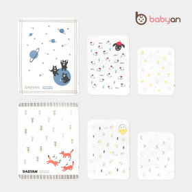 [Babyan] Baby Waterproof Mat/Waterproof Mattress/Waterproof bed protector/Diaper Changing Mat-Made i