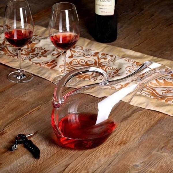(현대Hmall) 콕닷컴 에어로 와인 덕디켄터 1개 바보사랑 상품이미지