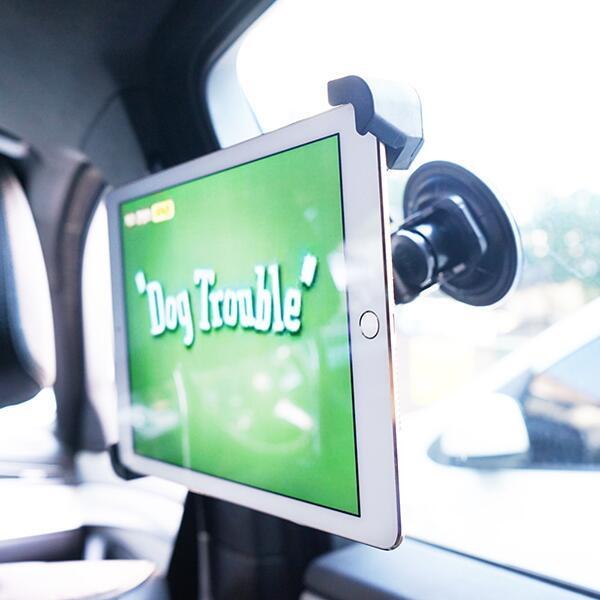 (현대Hmall) 애니클리어 애니클리어 차량용 윈드실드 태블릿PC 거치대 iGTCM 바보사랑 상품이미지