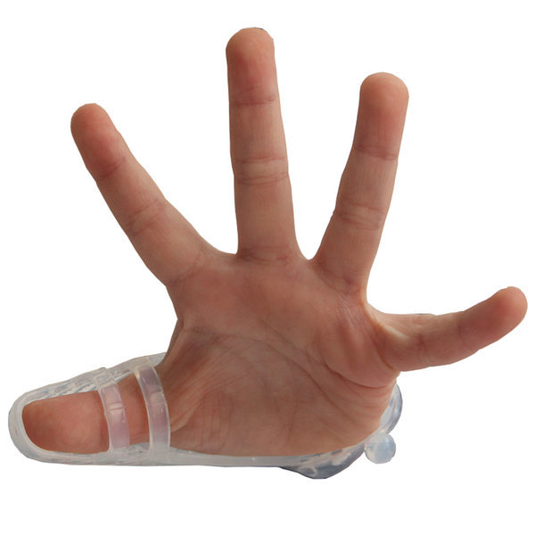 케어썸/손가락빨기 교정기. 엄지용.3~6세/편한 착용감 상품이미지
