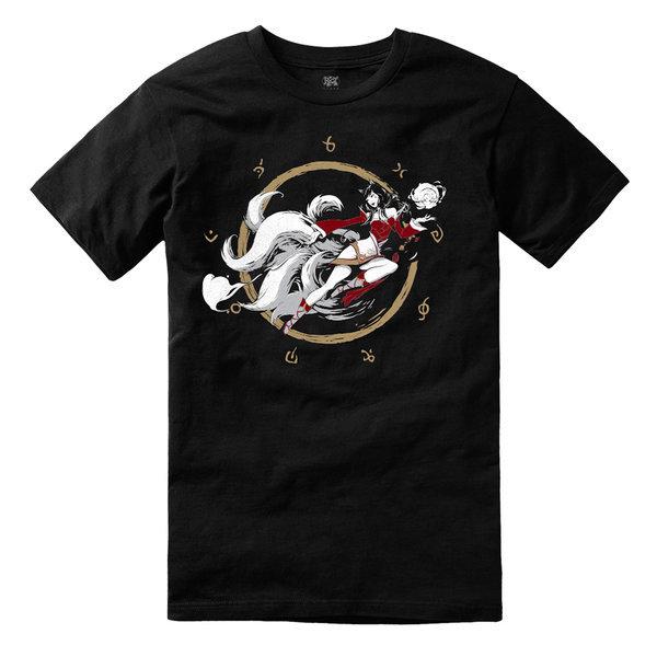 아리 티셔츠 (남녀공용 / 여성용) 상품이미지
