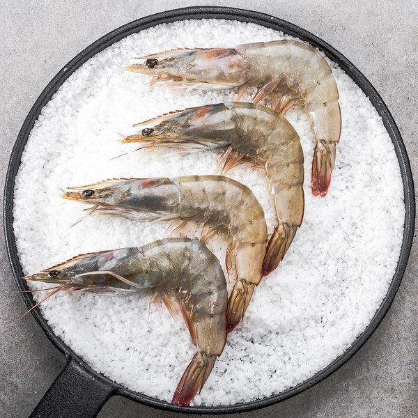 왕새우 대하 2kg 30/40 65-75미 튀김 찜 선물용조아 상품이미지