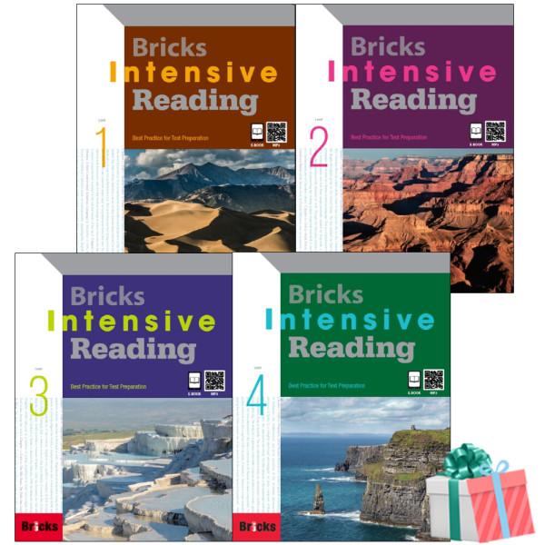 Bricks Intensive Reading 1~ 4권 / 전4권+휴대폰거치대증정 상품이미지