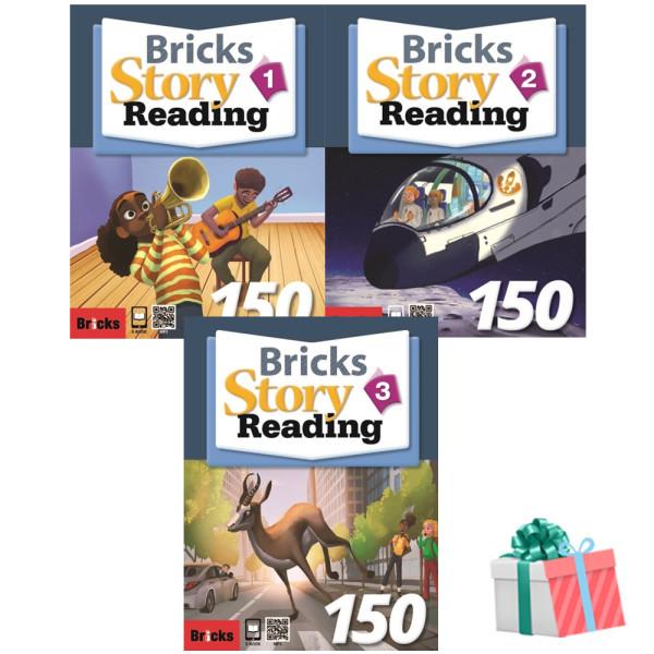 Bricks Story Reading 150 1~ 3권 / 전3권+휴대폰거치대증정 상품이미지