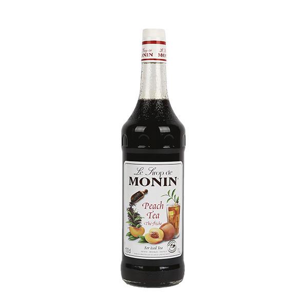 모닌 피치(복숭아) 티 시럽 1000ml/과일시럽 상품이미지