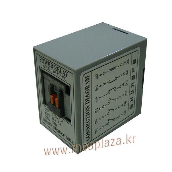 파워릴레이전자접촉기DS-12P-MC DS12PMC 전기기능사 상품이미지