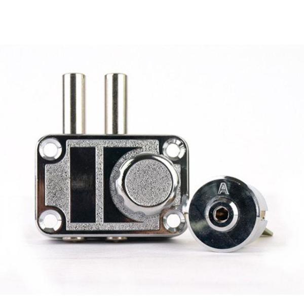 보조키(강화유리문 미니샷시 보조키 육각 1구 2구 상품이미지