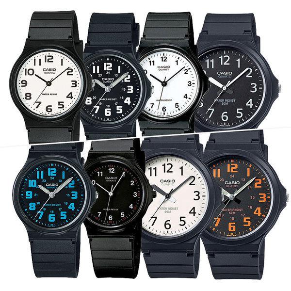 정품 카시오시계 수능시계32종 손목시계 MQ-24-7B외 상품이미지