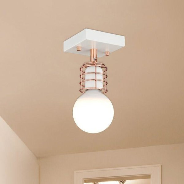 LED 빈스 1등 직부등 / 현관등 (블랙/화이트) / 전 상품이미지