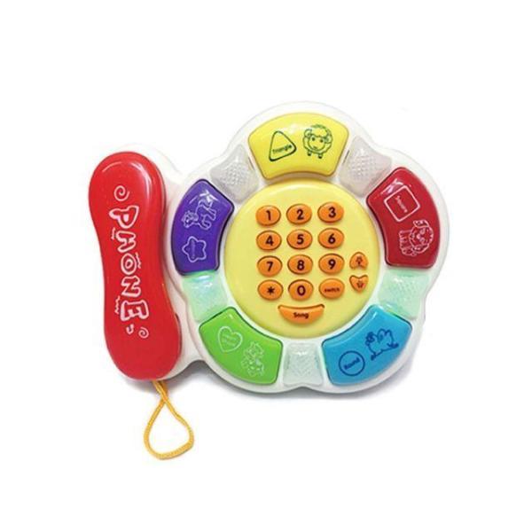 빅버튼 멜로디 아기 전화기 장난감 숫자 놀이 유아 상품이미지