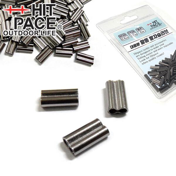 압착슬리브/일자/팔자/자작채비/갈치낚시채비 상품이미지