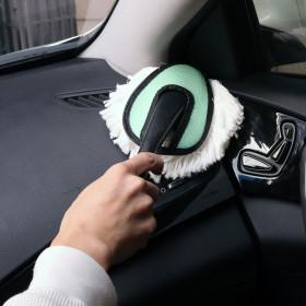 먼지털이개 차량용 먼지털이 자동차 가방회전(대)