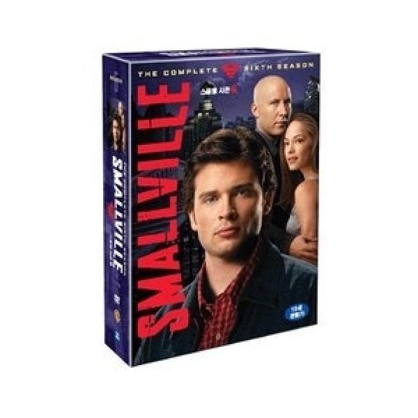 DVD  스몰빌시즌6박스세트(6disc) 상품이미지