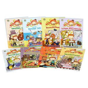 Zak Zoo 시리즈 8종세트 (Book+CD)