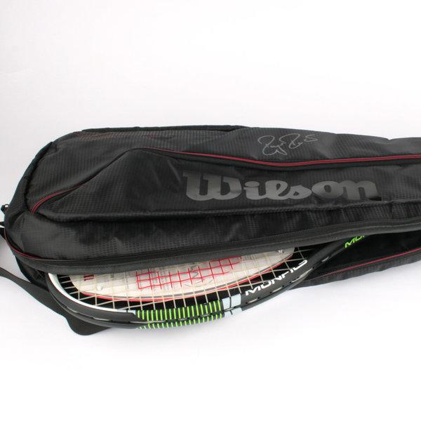 윌슨 슈퍼슬링 1단 테니스가방/테니스라켓/용품/백팩 상품이미지