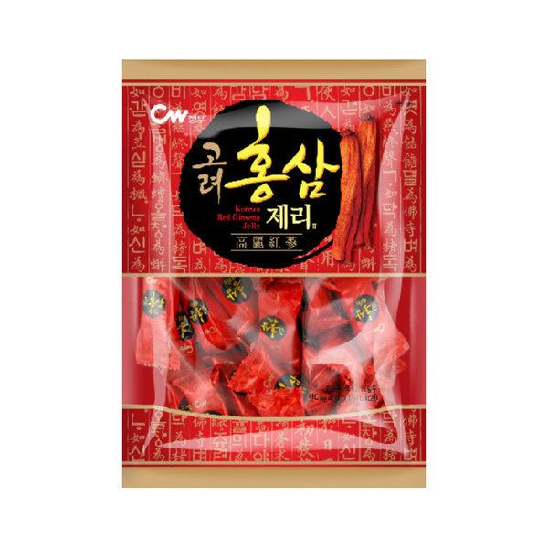 청우 고려홍삼제리2 /400g/젤리/간식/과자/사탕/캔디 상품이미지