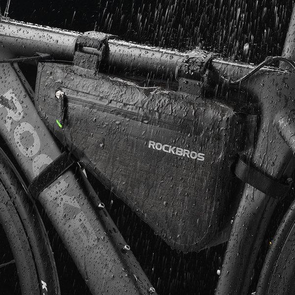 ROCKBROS 방수 자전거 가방 대용량 MTB 가방 상품이미지