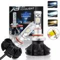 자동차 오토바이 전조등 H4/H7 LED 라이트 2P