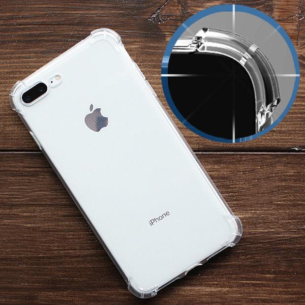 아이폰 투명 젤리 범퍼케이스 전기종 상품이미지
