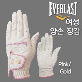 에버라스트 여성용 골프장갑(양손착용) 가성비 갑