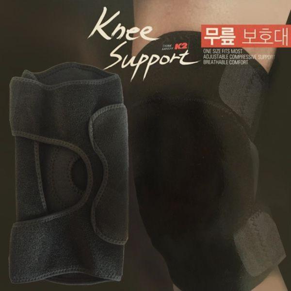 국산고급 케이투 에어프랜 무릎보호대 상품이미지