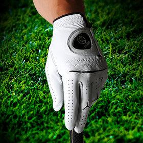 천연양피 골프장갑 남성 왼손1장 프로용 필드용 올양피
