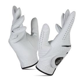 천연양피 골프장갑 여성 양손 1켤레 프로용 올양피