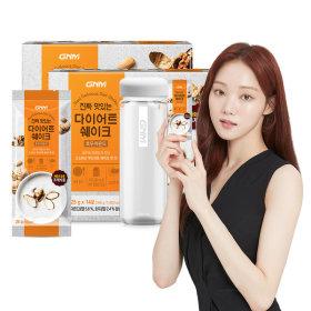 단백질 다이어트 쉐이크 호두아몬드2박스+보틀1병