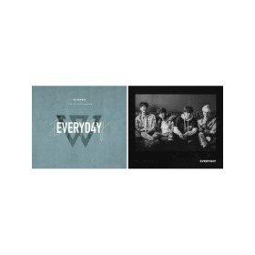 (Night) WINNER - 2nd album (EVERYD4Y)