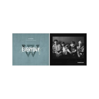 WINNER - 2nd album (EVERYD4Y)