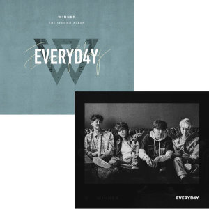 (버전선택) 위너 (Winner) / 2집-EVERYD4Y (Day ver. / Night ver.)