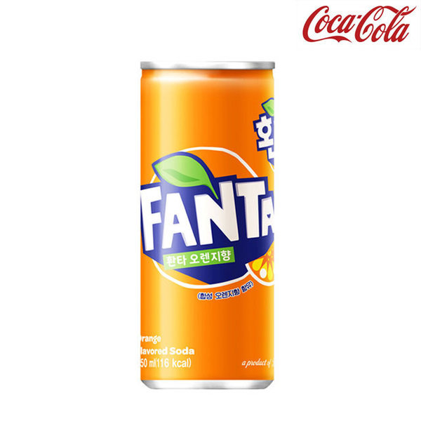 (무료배송) 환타 오렌지 250ml CAN 30개입 상품이미지