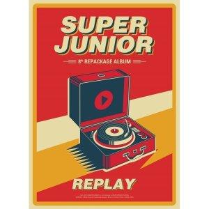 슈퍼주니어 (Super Junior) - 정규 8집 리패키지 (Replay)