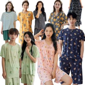 Ice Cool Pants Set/Pajamas/Dress