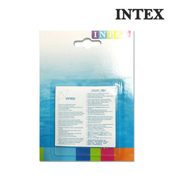 INTEX 수리패치 6매 (스티커) 상품이미지