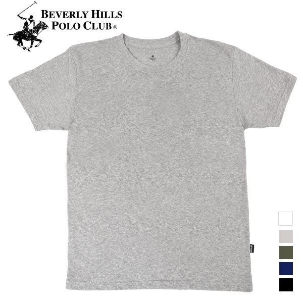 BPR0191  폴로클럽  남여  공용 베이직 런닝 티셔츠 상품이미지