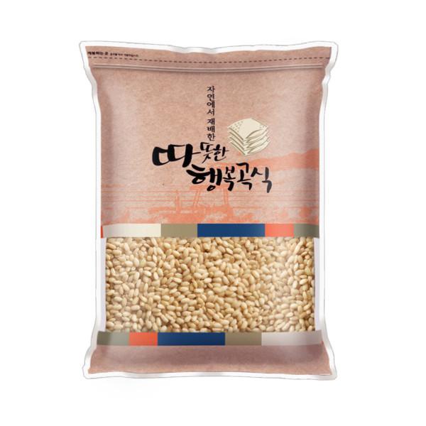 현미찹쌀 1kg/국내산 /2019년산 햅쌀/쫀득한 밥맛 상품이미지