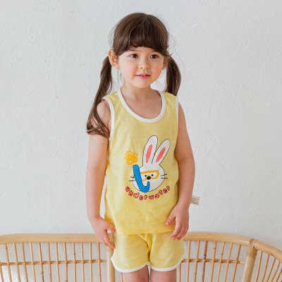 [cordi-i] Infant Summer Capri Innerwear