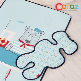 CARAZ 3D air mesh 유모차 쿨시트 1+1/3D 매트 특가전