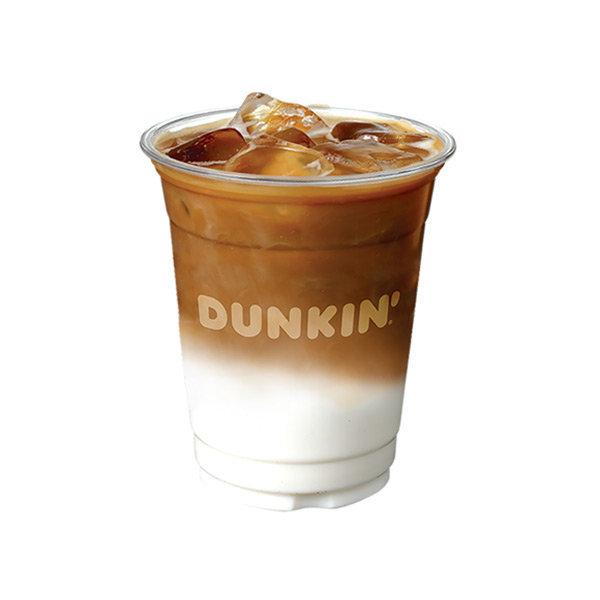 (던킨도너츠) 아이스 카페라떼(S) 상품이미지