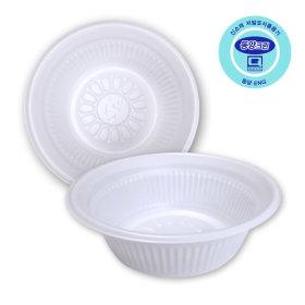 동양크린 위생 공기 140 10입 일회용 1회용 그릇